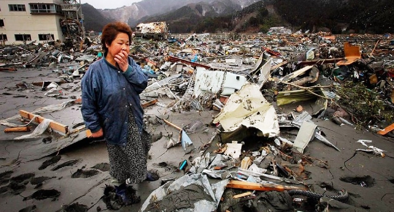 عاجل.. زلزال عنيف يهز «فوكوشيما» في «اليابان»