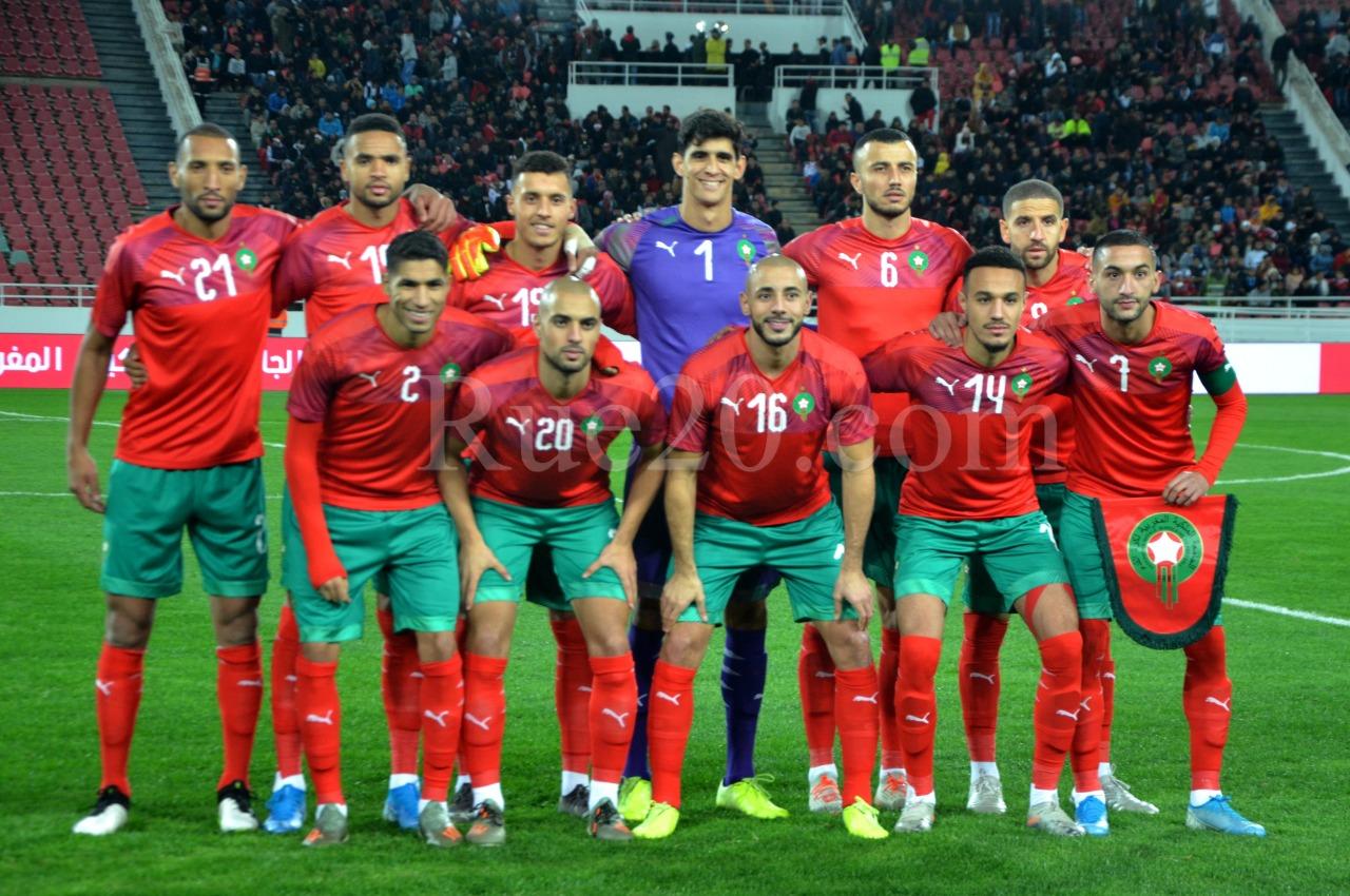 المنتخب الوطني الأول ضمن عشر منتخبات عربية في نهائيات كأس العالم العربي