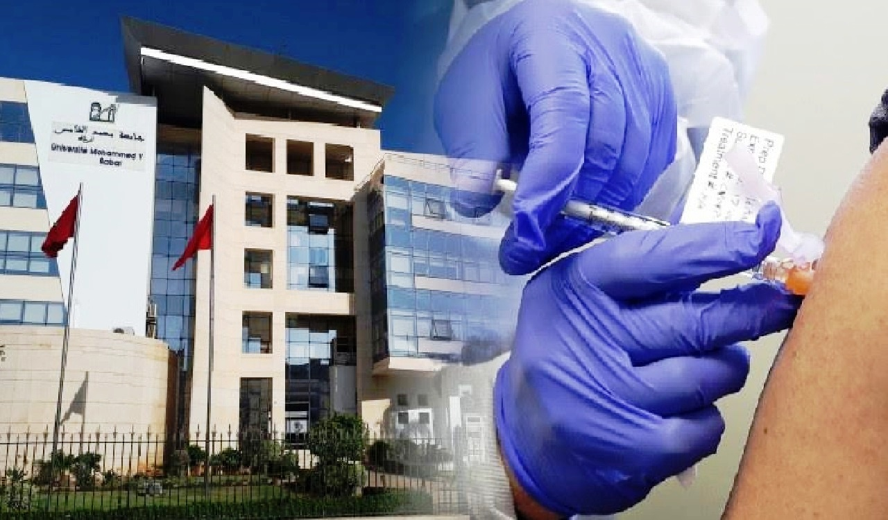 عملية التلقيح بجامعة محمد الخامس بالرباط تركت انطباعا جيدا عند المستفيدين على مستوى العناية والتنظيم