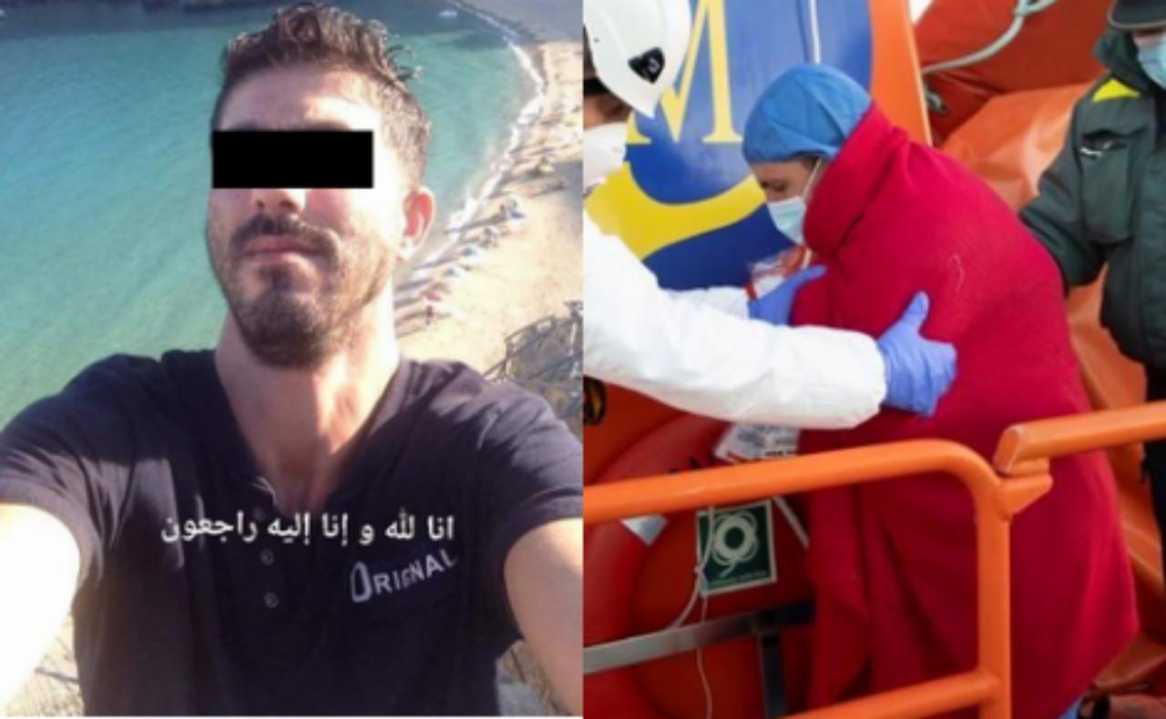 مأساة مصرع شابين من الحسيمة في عرض البحر وإنقاذ آخرين