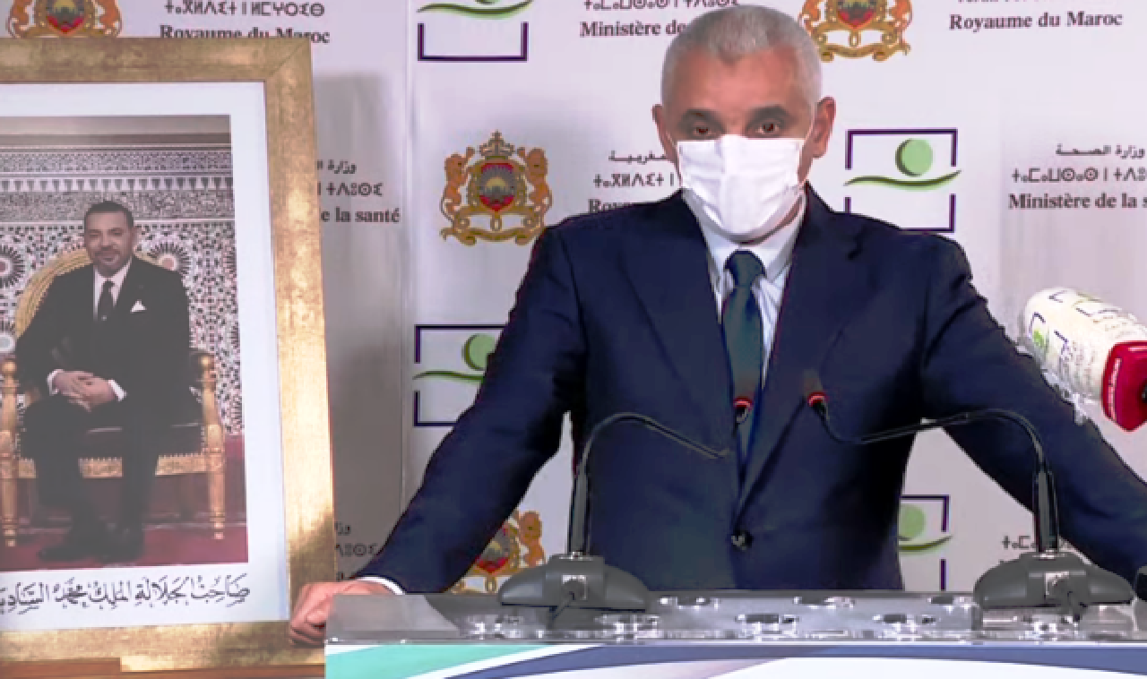 وزارة الصحة المغربية تحدث «ائتلافاً من المختبرات» لتحديد «السلالات المتحورة لفيروس كورونا»
