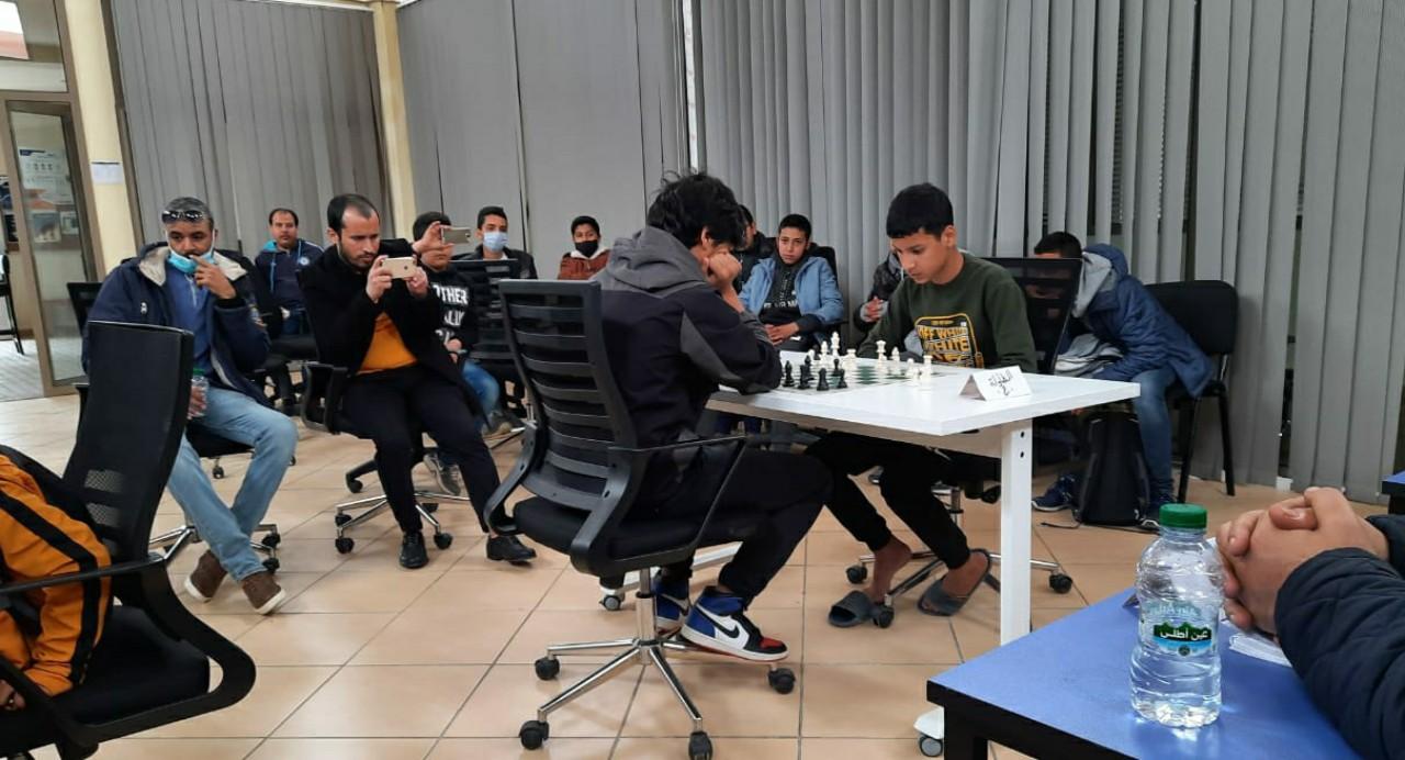إقليم الرحامنة يحتضن الدوري الأول في الشطرنج