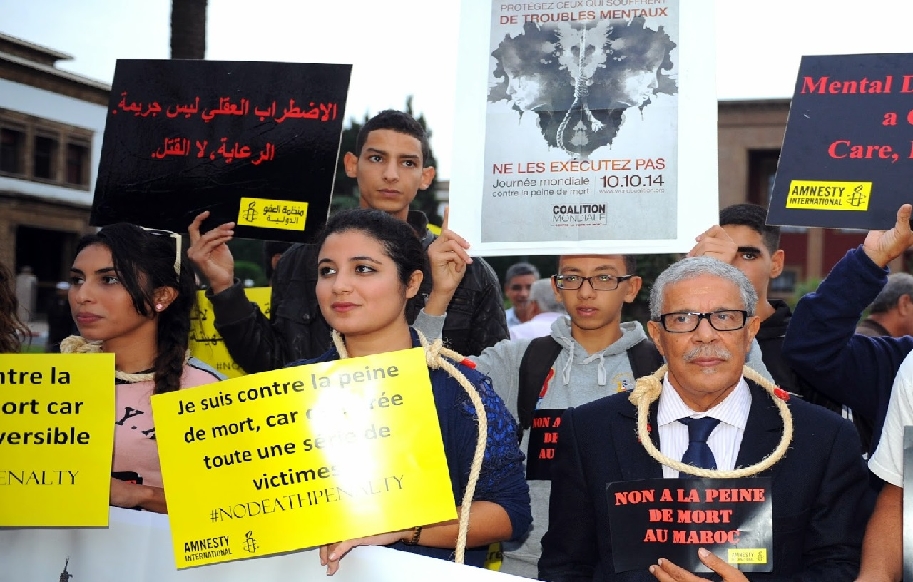 ائتلاف حقوقي يدعو الحكومة إلى إلغاء عقوبة الإعدام بمناسبة ترشحها لمجلس حقوق الانسان