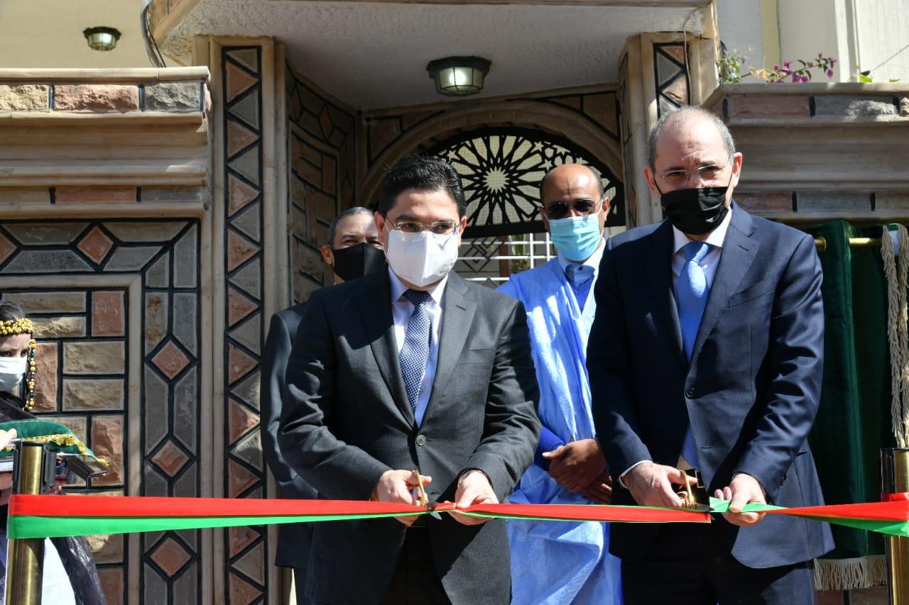 رسميا.. افتتاح قنصلية عامة للمملكة الأردنية بمدينة العيون