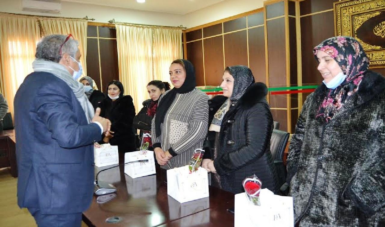 جامعة محمد الأول بوجدة أول مؤسسة في المغرب تخصص ميزانية خاصة للمرأة