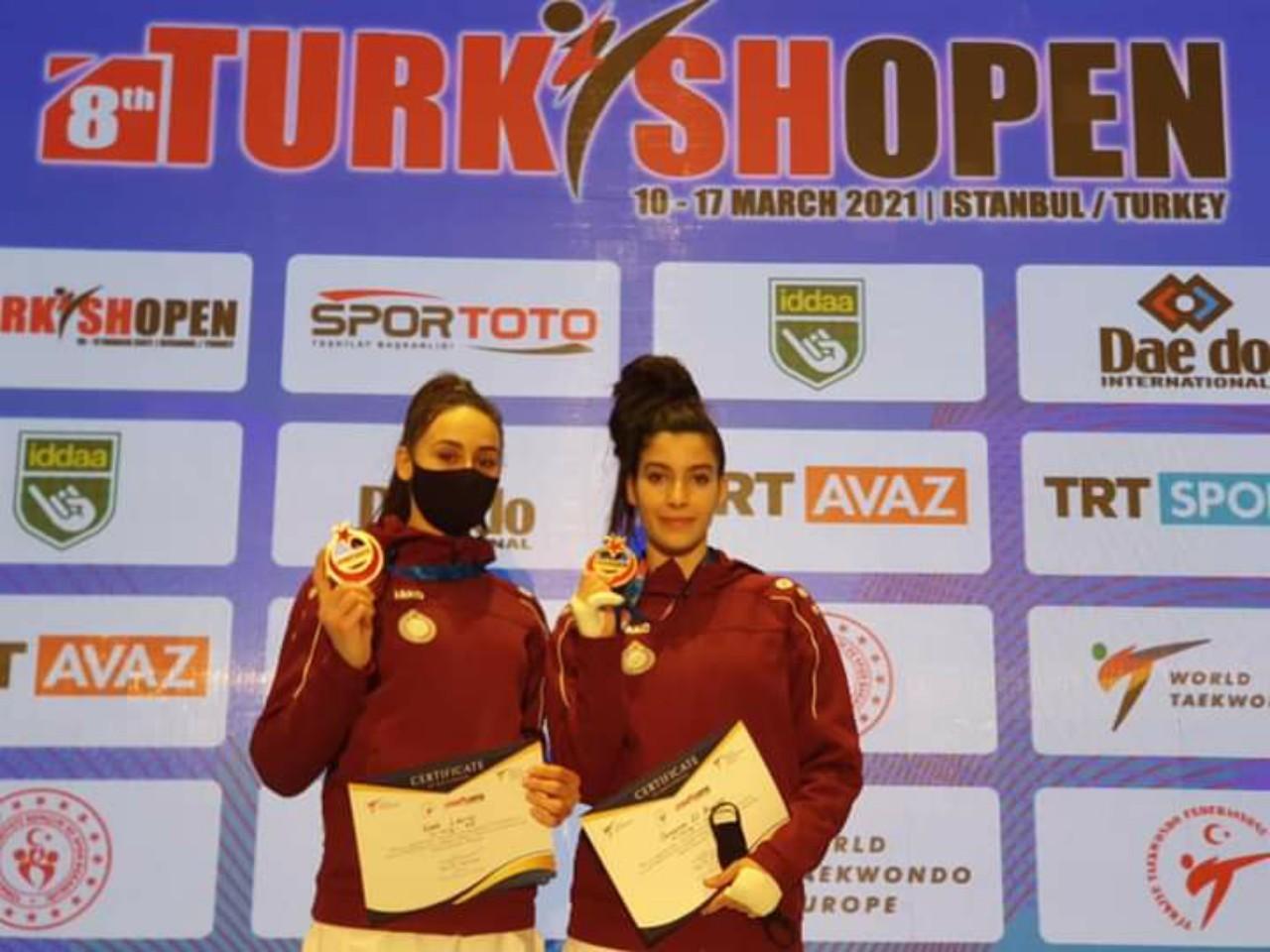 المغرب يحصد ذهبية وبرونزية في بطولة تركيا المفتوحة للتايكواندو