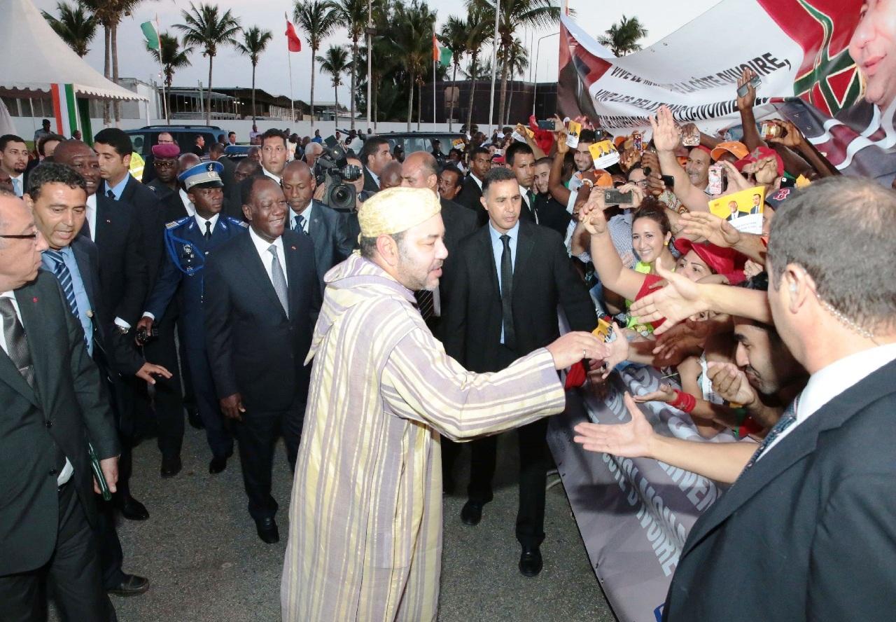 لأول مرة بأفريقيا وبتعليمات ملكية.. الخارجية المغربية تنظم الشباك الوحيد لخدمة مغاربة العالم بالكوت ديفوار