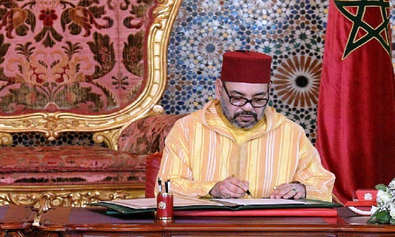 """جلالة الملك يُعَزِّي رئيس """"كوت ديفوار"""" على إثر وفاة رئيس حكومته ووزير دفاعه"""
