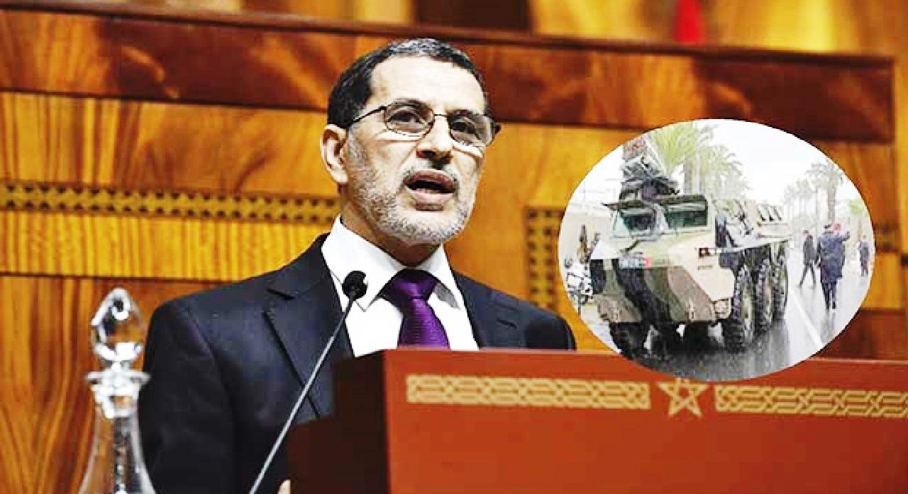 العثماني يغضب المغاربة بتصريحه حول تمديد حالة الطوارئ لأسابيع أخرى