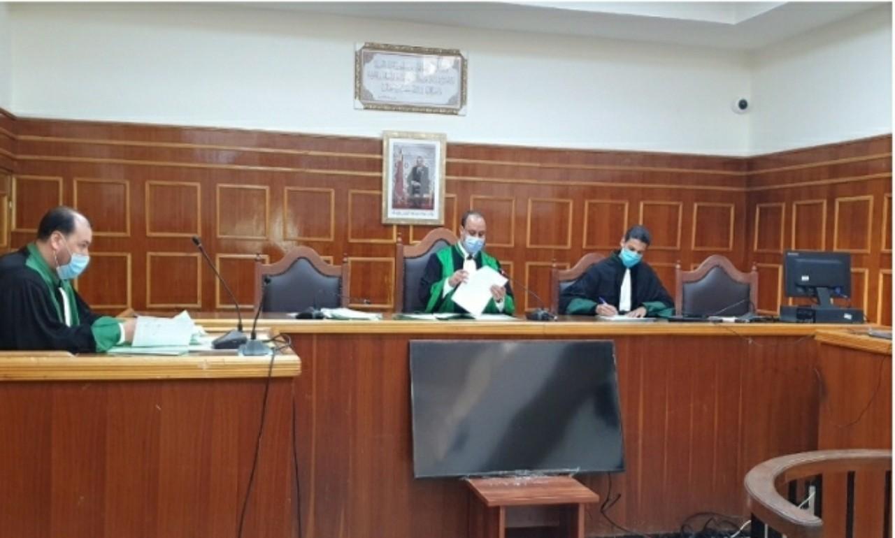 أحكام قضائية موقوفة التنفيذ في حق المتورطين بعد سلسلة من التأجيلات
