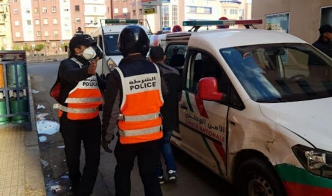"""اعتقال 4 أشخاص من بينهم صيدلي في قضية ترويج """"القارقوبي"""" بمرتيل"""
