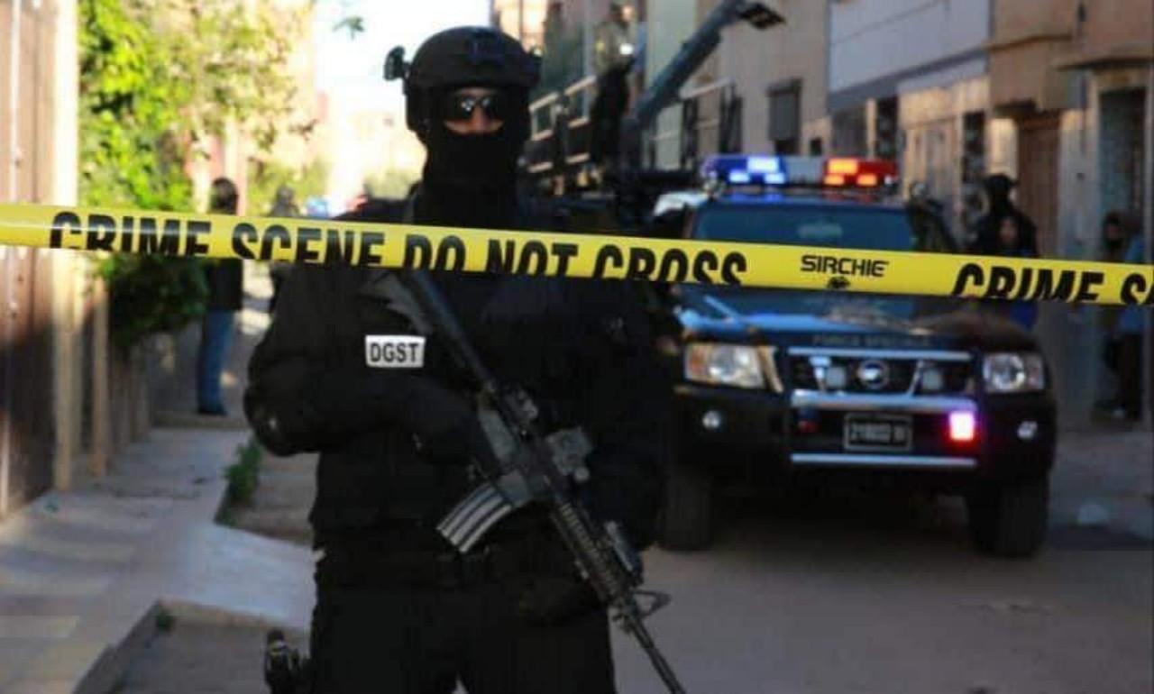 البسيج يفكك خلية إرهابية مكونة من 4 أفراد ينتمون لتنظيم داعش بوجدة
