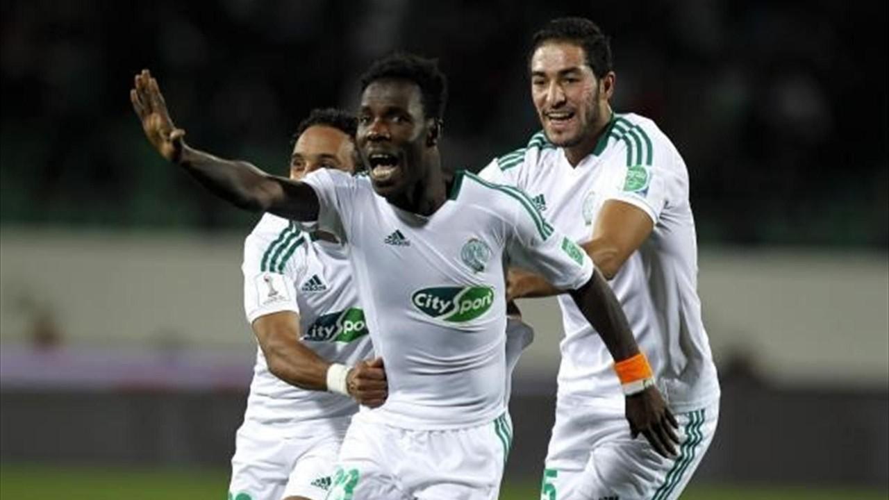 """ممثلا المغرب في كأس """"الكاف"""" في مهمة الدفاع عن حظوظهما لتعبيد الطريق نحو دور الربع:"""
