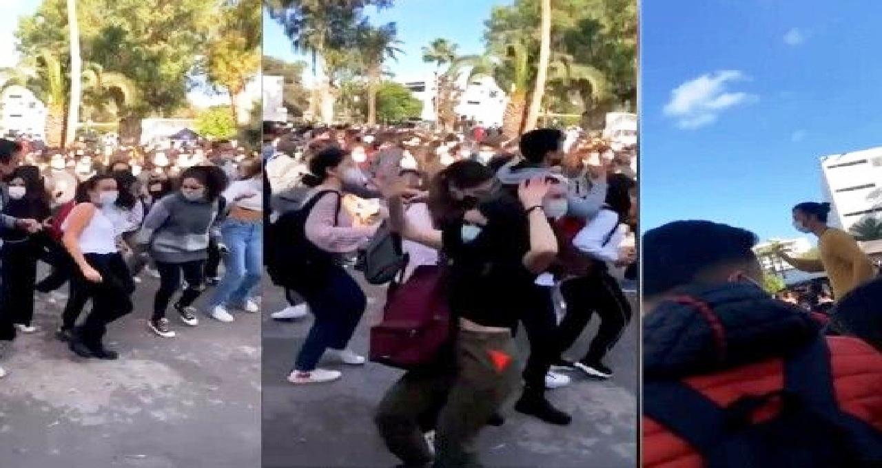 """بالڨيديو.. إغلاق """"ثانوية ليوطي"""" بالدار البيضاء بسبب """"حفل صاخب"""""""