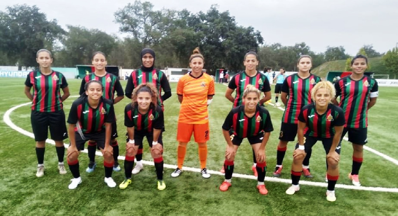فريق الجيش الملكي لكرة القدم النسوية يمثل المغرب في عصبة الأبطال الإفريقية الأولى للسيدات