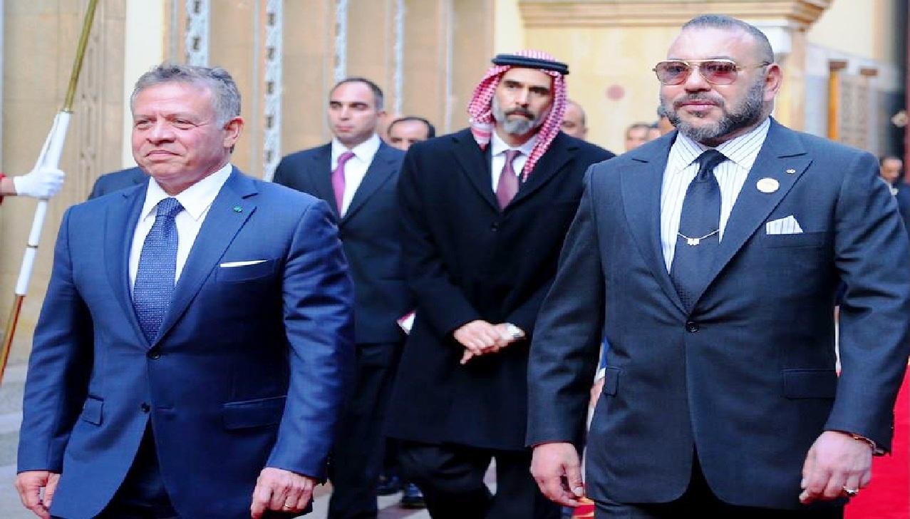 المغرب يدعم القرارات التي اتخذها جلالة الملك عبد الله الثاني لضمان استقرار الأردن وأمنه