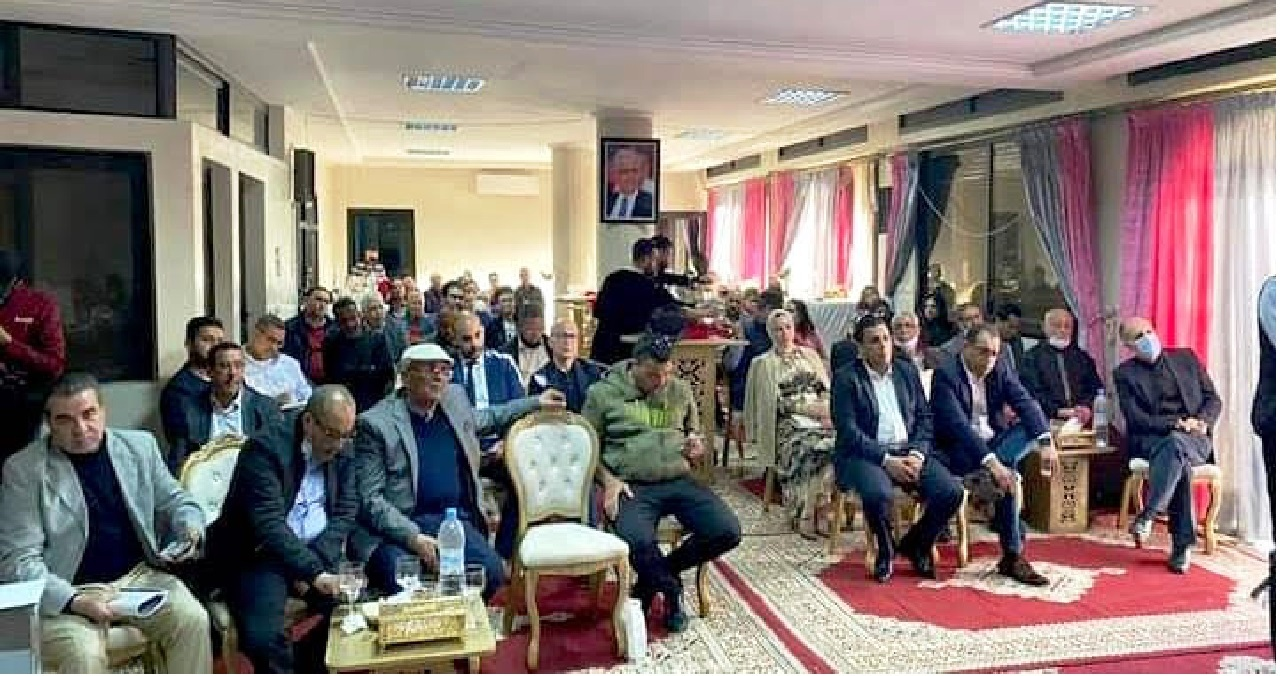 """الدكتور """"حجيرة"""" والدكتور """"معزوز"""" يترأسان لقاءً تشاورياً حول """"مشروع برنامج حزب الاستقلال لتنمية المناطق الحدودية"""""""