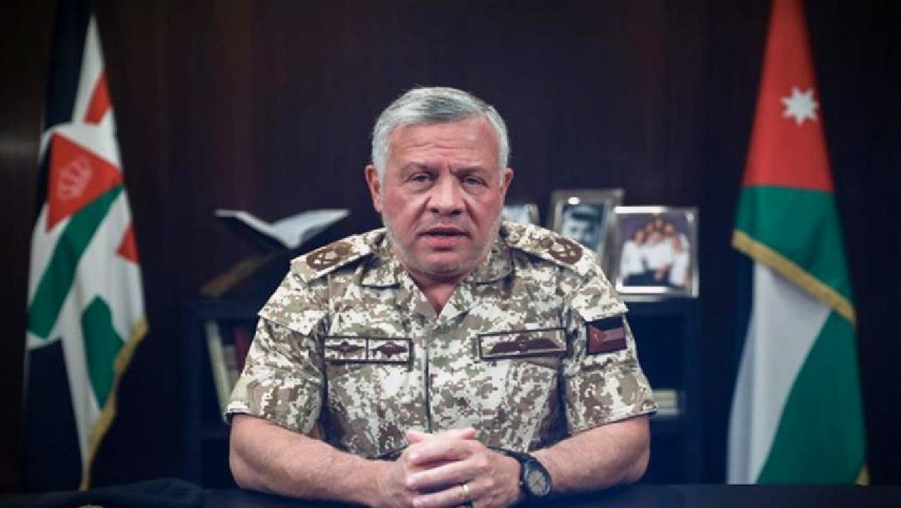 عاجل.. العاهل الأردني يوجه رسالة إلى شعبه حول التطورات الأخيرة
