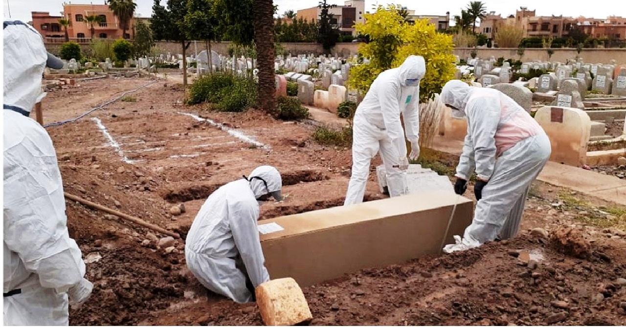 حصيلة فيروس كورونا بالمغرب ليوم الثلاثاء 13 أبريل
