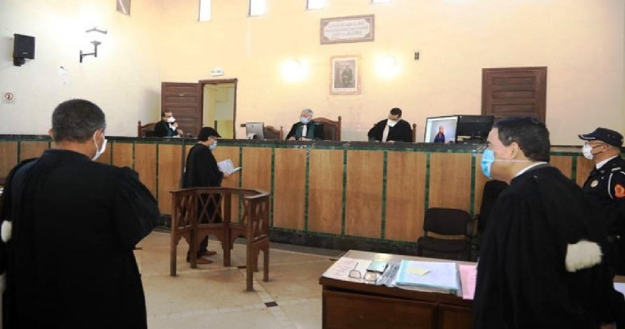 النطق بالحكم في حق المتورطين بإهانة المقدسات ضواحي مراكش