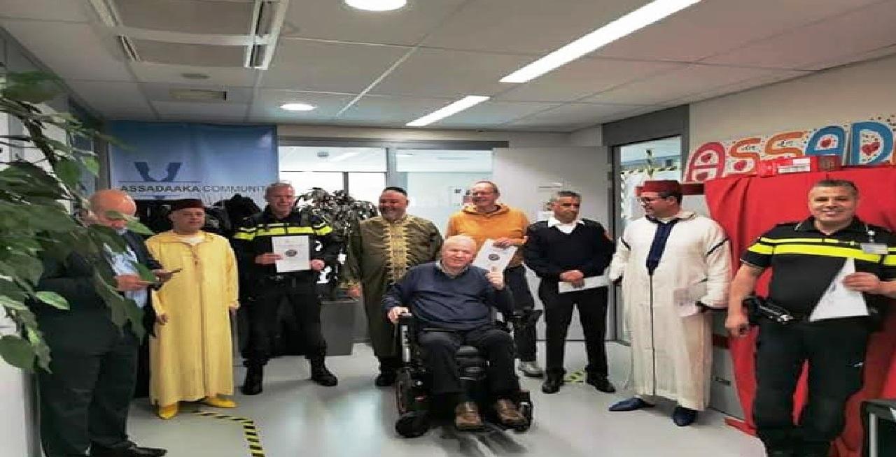 """القنصل العام """"محمد متوكل"""" الوجه المشرف للدبلوماسية المغربية بهولندا"""