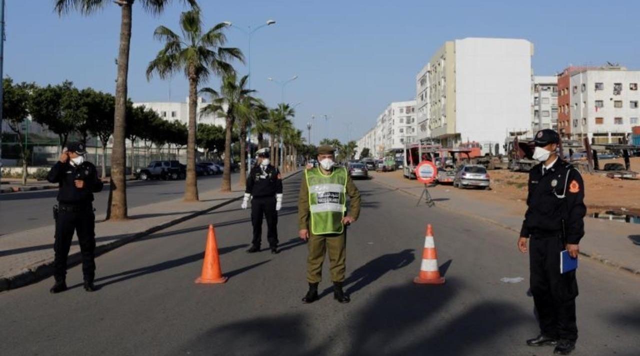 السلطات العمومية بالدار البيضاء تواصل السهر على تنزيل قرار حظر التنقل الليلي في شهر رمضان