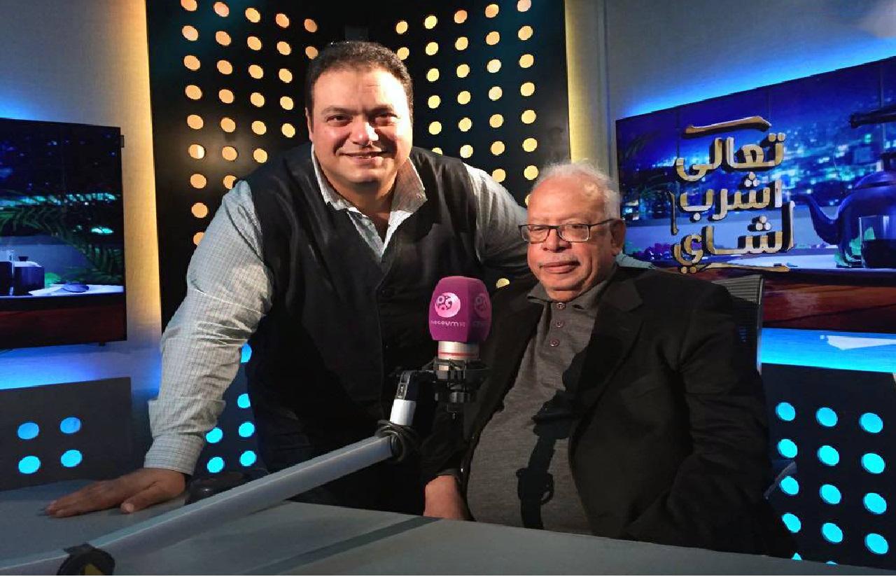 """وفاة المؤلف والسيناريست المصري الكبير """"مصطفى محرم"""""""
