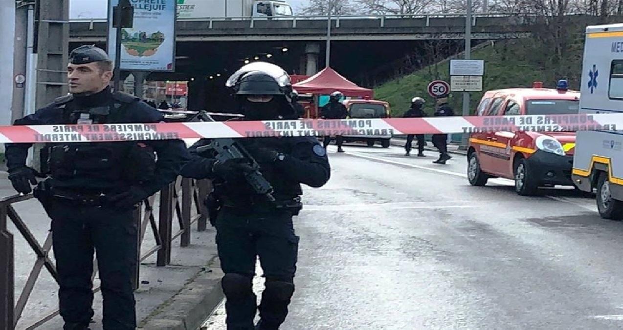 مصرع شرطية فرنسية في هجوم مسلح قرب باريس