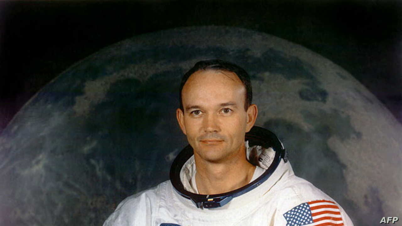 """وفاة رائد الفضاء الأمريكي """"المنسي"""" بمهمة أبولو 11"""