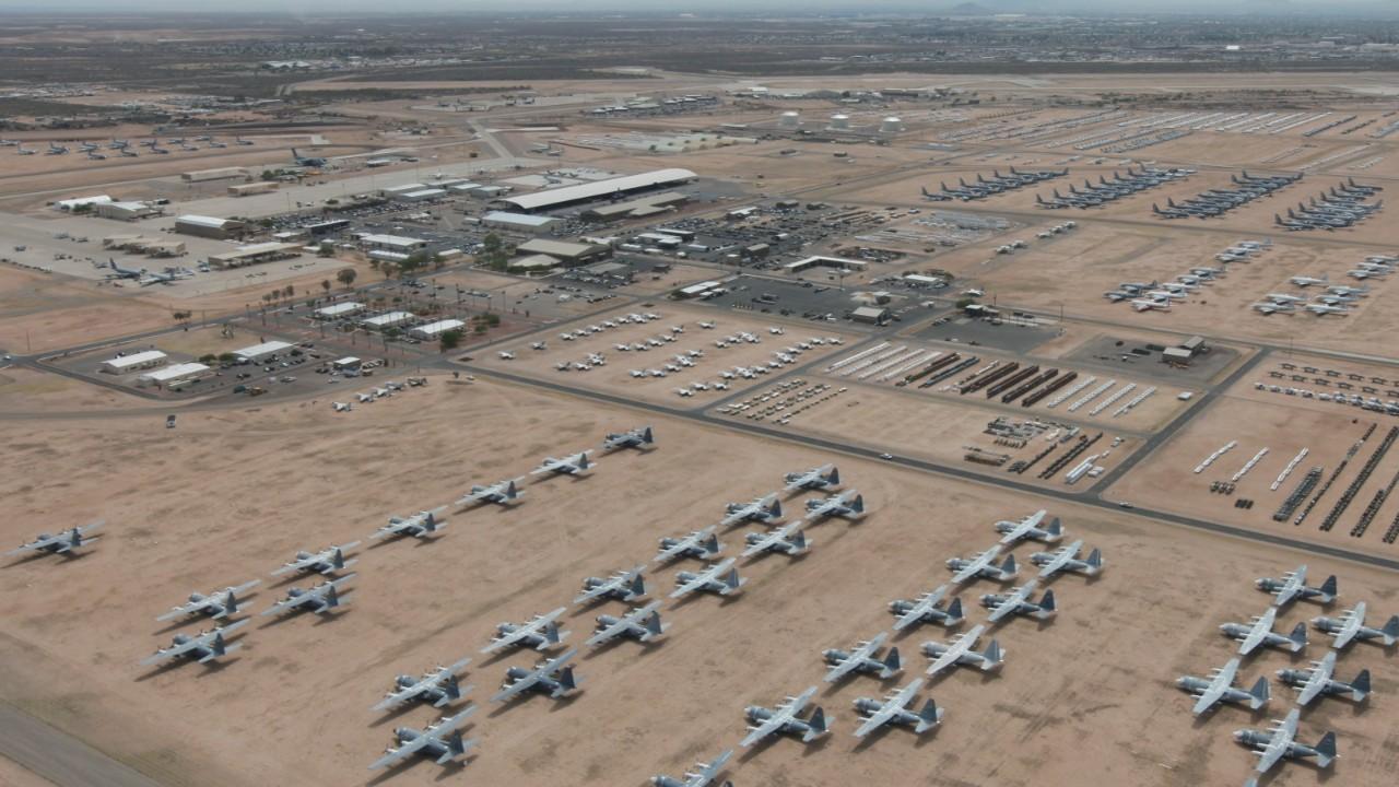 """""""لارام"""" تستعد لإنشاء أكبر مقبرة للطائرات بالمغرب"""