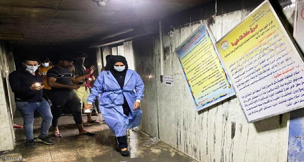 كارثة تدفع وزير الصحة العراقي للاستقالة