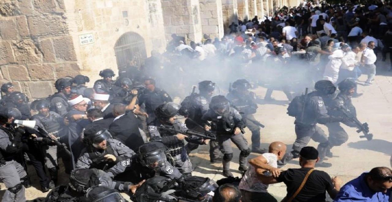اللجنة التنفيذية لحزب الاستقلال تُدِينُ بشدة العدوان الإسرائيلي الغاشم في حق الشعب الفلسطيني