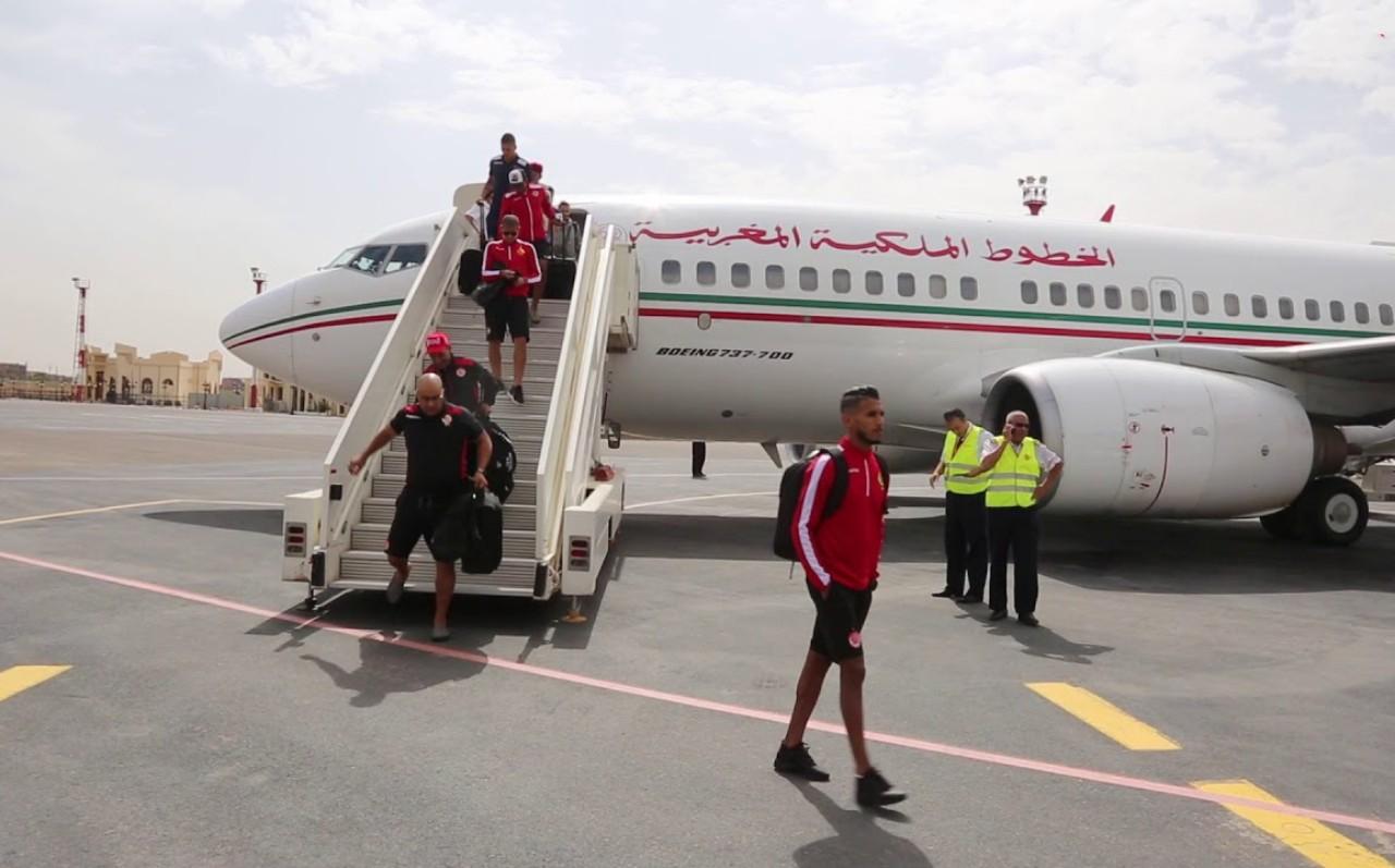الوداد يرحل إلى الجزائر عبر طائرة خاصة لملاقاة المولودية في دوري الأبطال