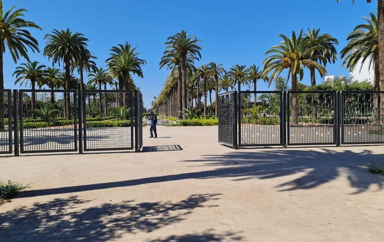 حديقة الجامعة العربية أكبر منتزه يعاد فتحه بحلة جديدة أمام العموم بالبيضاء