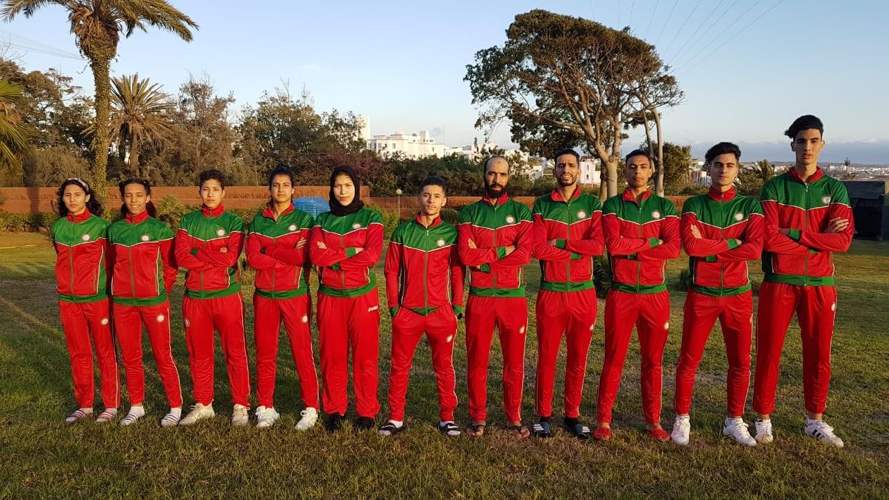 المنتخب الوطني لرياضة التايكواندو يدخل تربصا إعداديا بالجديدة