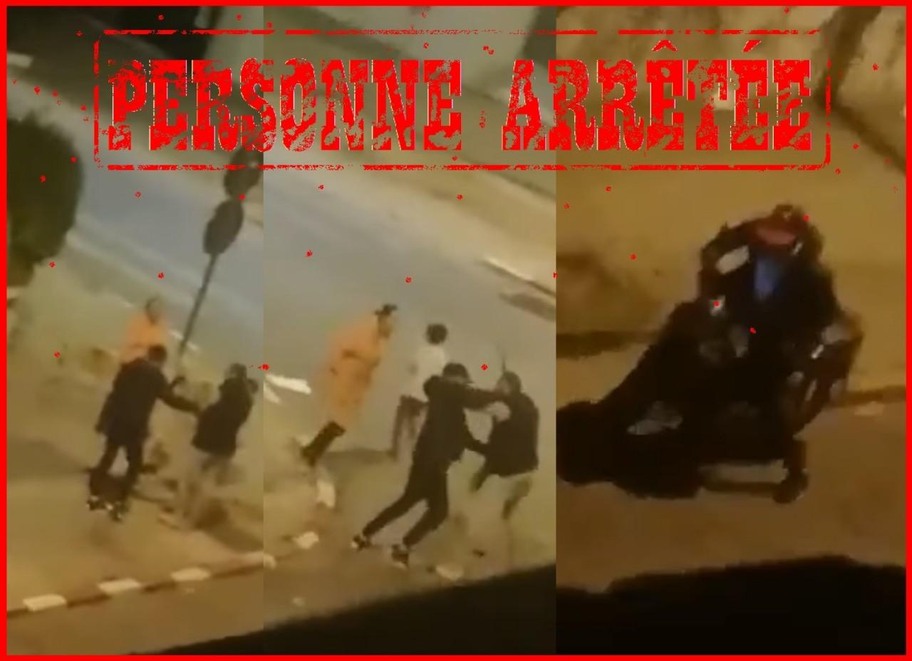 شرطة المحمدية توقف مشتبها فيه حاول السرقة باستعمال ناقلة متحركة