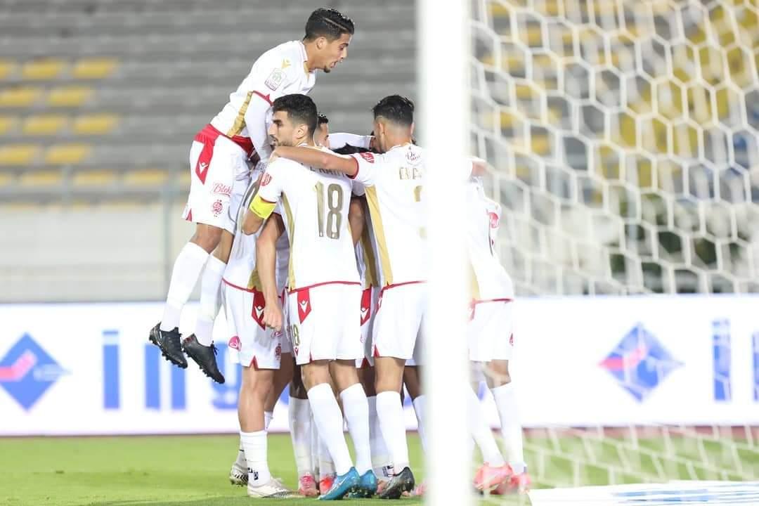 الوداد يعبر إلى المربع الذهبي لدوري الأبطال على حساب مولدية الجزائر