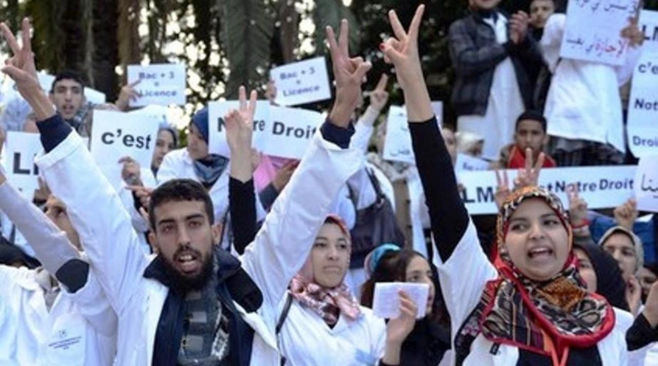 مكتب نقابي يدعو الشغيلة الصحية  بالمركز الإستشفائي الجامعي ابن سينا للإضراب