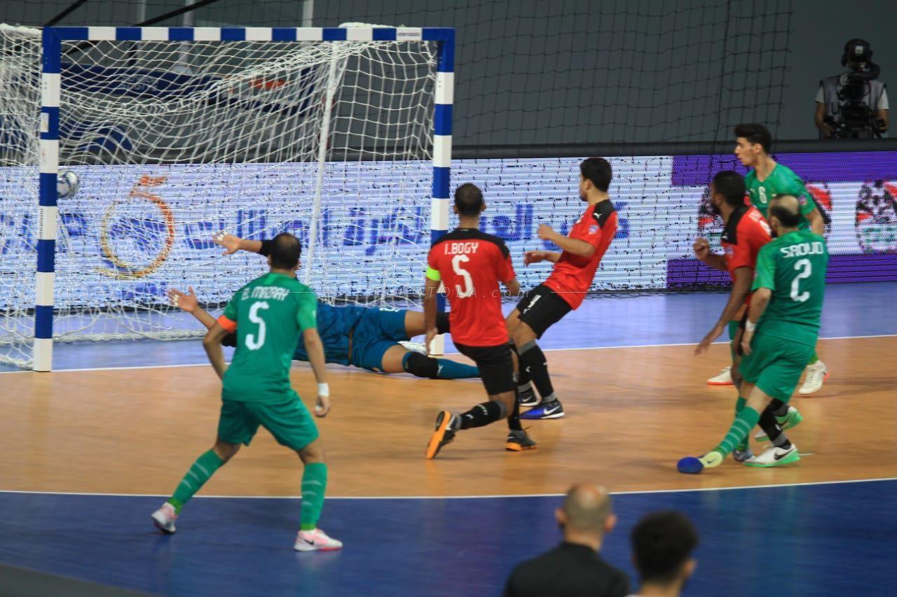"""لأول مرة في تاريخه.. المنتخب المغربي يتوج بـ""""كأس العرب داخل الصالات"""""""