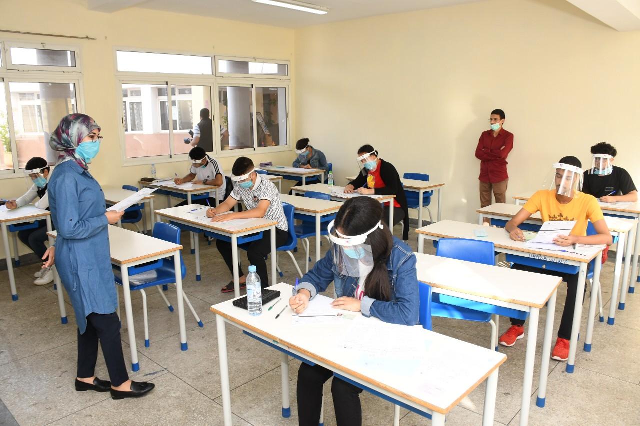518 ألف و430 مرشح  سيجتازون امتحانات الباكالوريا بالمغرب
