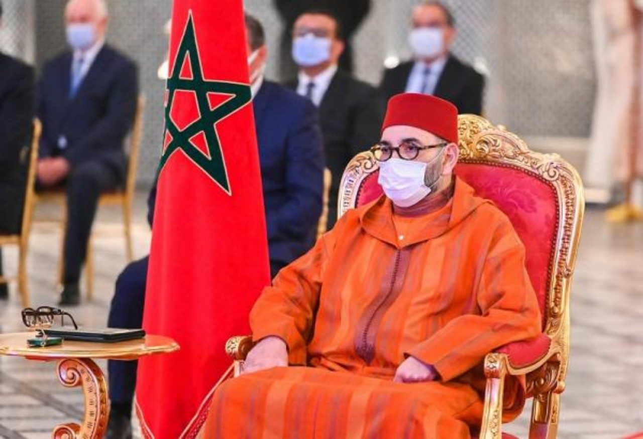 الملك محمد السادس نصره الله