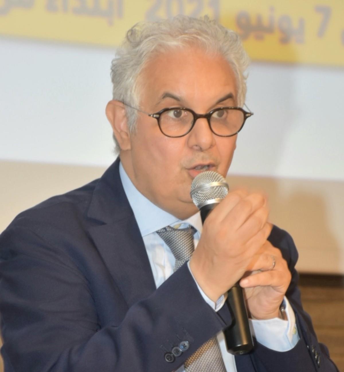 الأستاذ نزار بركة الأمين العام لحزب الاستقلال