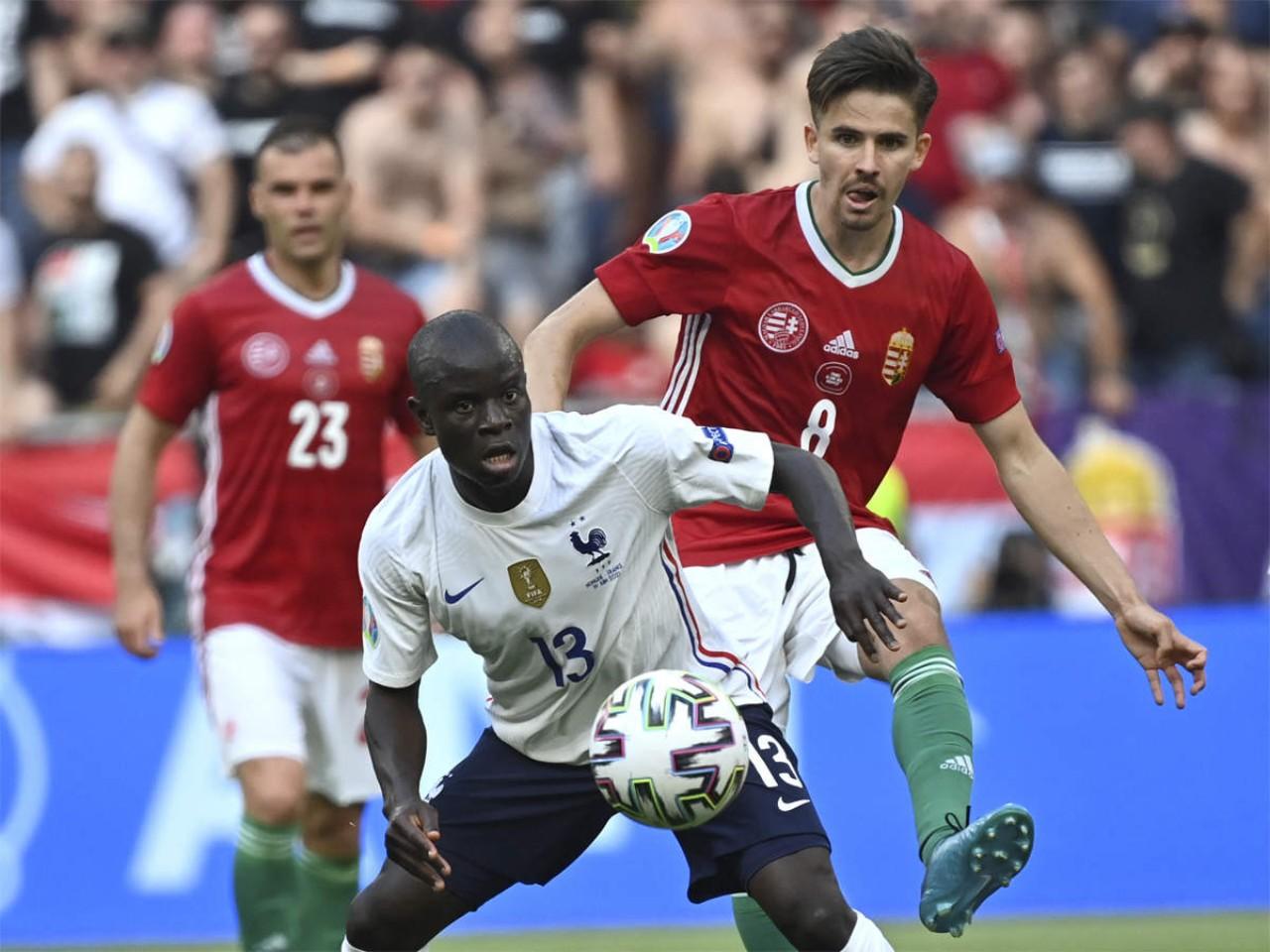 بطل العالم يصطدم بالجدار المجرّي ويستسلم للتعادل في كأس أمم أوروبا