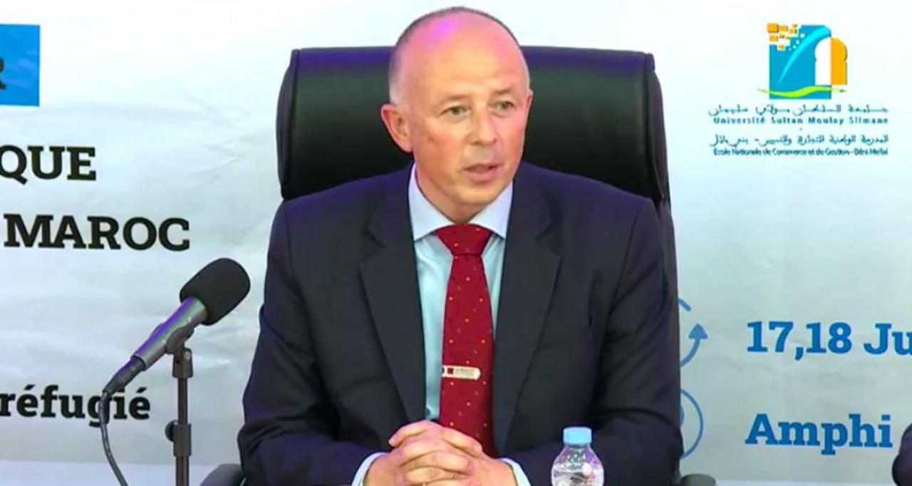 ديغا: المغرب بلد مرجعي في حماية اللاجئين وطالبي اللجوء