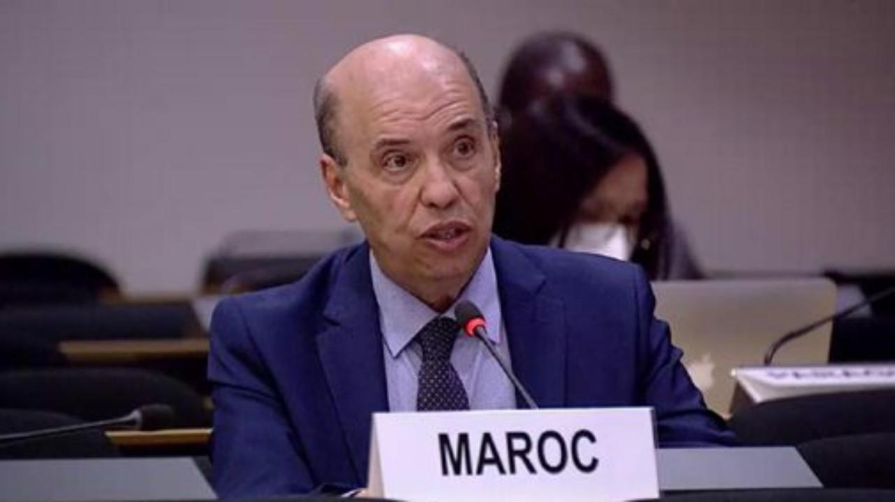 السفير الدائم للمغرب لدى الأمم المتحدة عمر زنيبر
