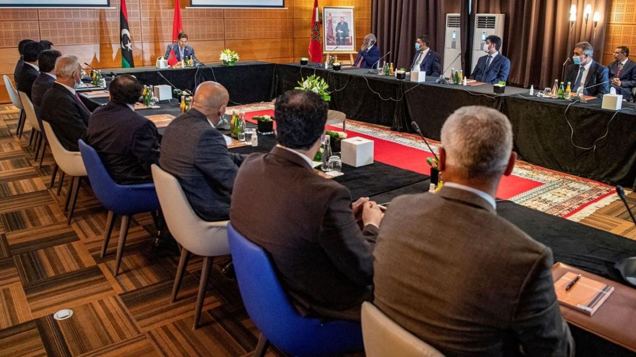 الرباط قبلة مرة أخرى  لجهود التسوية في ليبيا