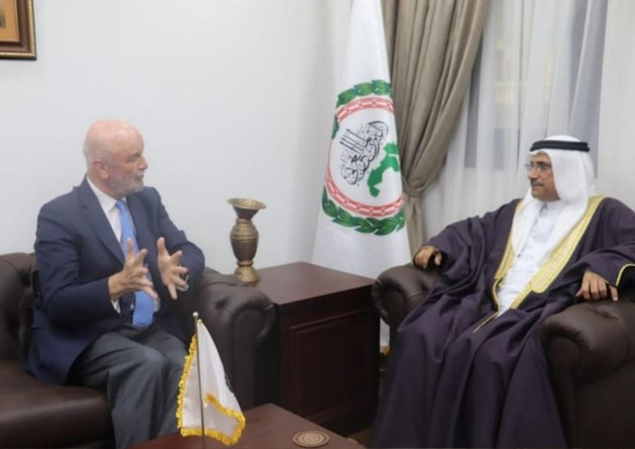 البرلمان العربي يعبر عن موقفه الرافض للتحركات الإسبانية ضد المملكة المغربية