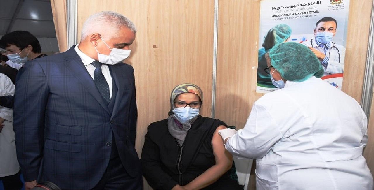 وزارة الصحة المغربية توسع الفئة المستهدفة بالتلقيح