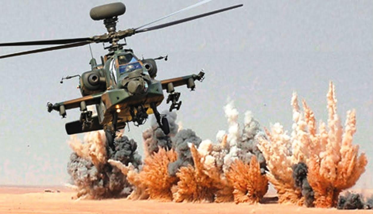 """المغرب يستعد لاستقبال الدفعة الأولى من مروحيات """"أباتشي"""" الأمريكية"""