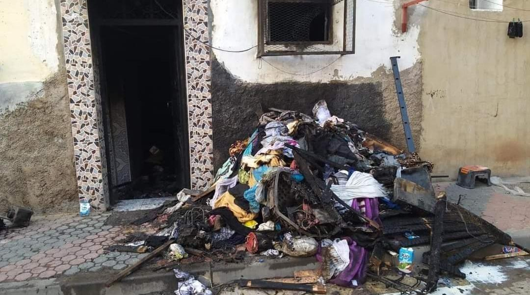 فاجعة بالدار البيضاء.. مصرع 8 أشخاص من أسرة واحدة بسبب حريق أتى على منزلهم